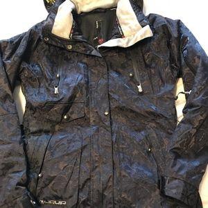 Liquid Boardwear 5k Quattro Small Snowboard Coat